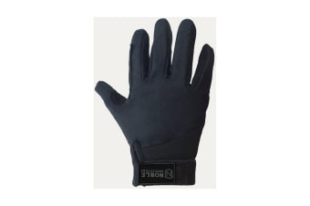Noble Outfitters Childrens/Kids Perfect Fit Glove (Black)