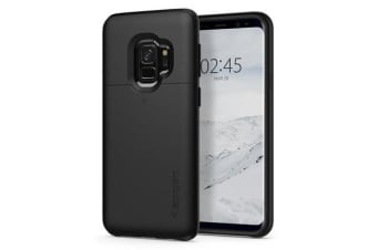 Spigen Galaxy S9 Slim Armor CS Case Black