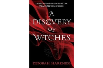 A Discovery of Witches - Now a major TV series (All Souls 1)