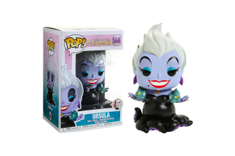 The Little Mermaid Ursula w/Eels Pop! Vinyl