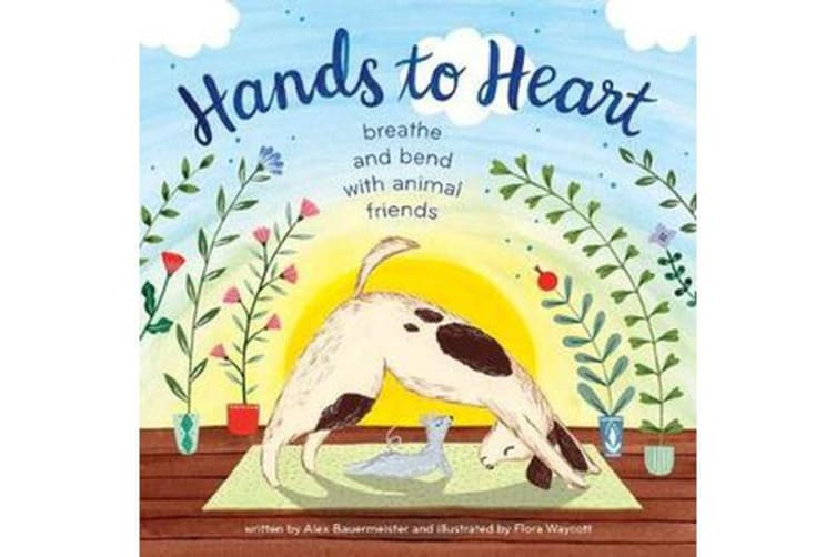 Hands to Heart - Breathe and Bend with Animal Friends