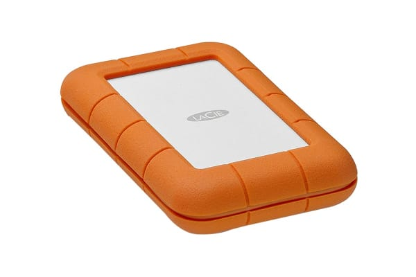 LaCie 5TB Rugged Thunderbolt & USB-C Portable Drive (STFS5000800)