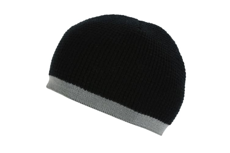 Regatta Childrens/Kids Balzak II Beanie (Black) (7-10 Years)