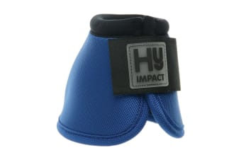 HyIMPACT Pro Over Reach Boots (One Pair) (Blue)