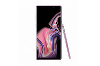 Samsung Galaxy Note9 Dual SIM (128GB, Lavender Purple)