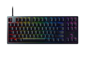 Razer Huntsman Tournament Edition - Optical Gaming Keyboard (87 Key) - US Layout