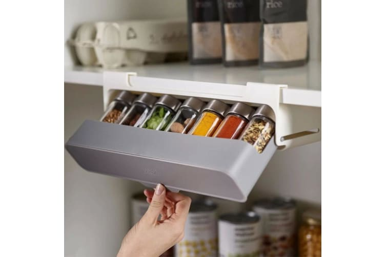 CupboardStore Under-Shelf Spice Rack | Joseph Joseph