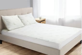 Trafalgar Bamboo Fitted Mattress Protector