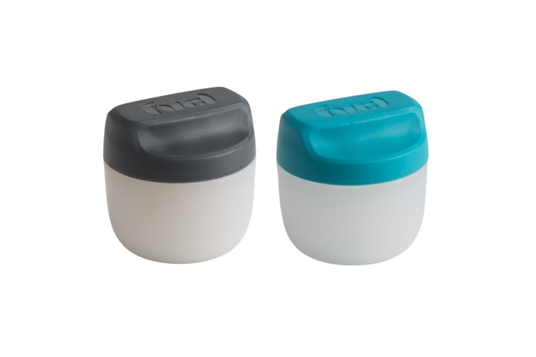Trudeau Fuel Condiment Set 2 Food Containers
