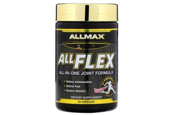 ALLMAX Nutrition AllFlex All-In-One Joint Formula - 60 Capsules