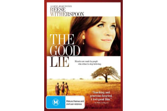 The Good Lie DVD Region 4