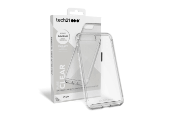 Tech21 Pure Clear case for iPhone 7 Plus /iPhone 8 Plus - Clear T21-5792