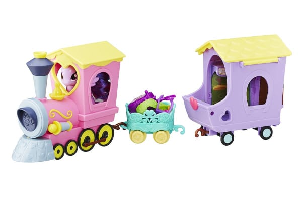 My Little Pony Friendship Express Train