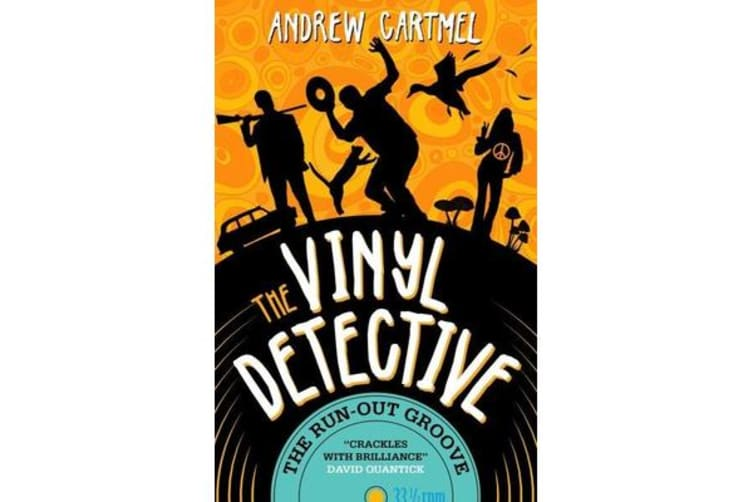 Vinyl Detective - The Run-Out Groove