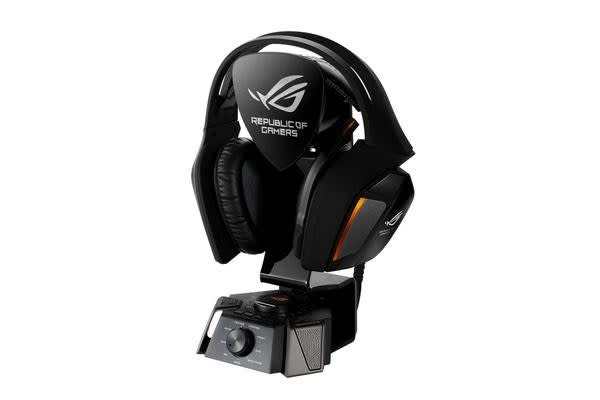 ASUS ROG Centurion Gaming Headphones 7.1 SS Noise-Cancelling with Audio Station