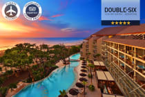 BALI: 7 Night Stay at Double-Six Luxury Hotel in Seminyak Including Flights