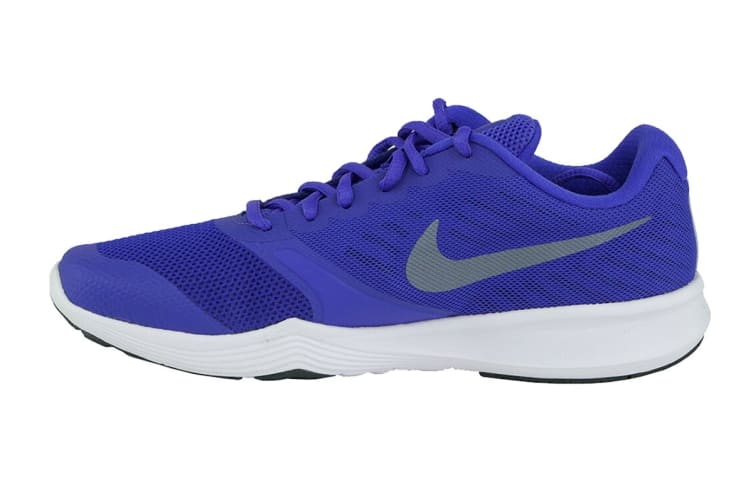 Nike Women's City Trainer Shoes (Persian Violet/Grey/Anthracite, Size 7 US)