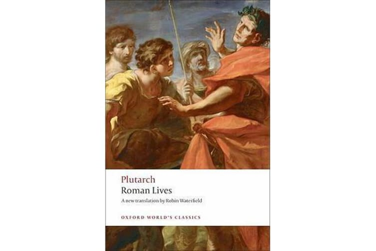 Roman Lives - A Selection of Eight Lives