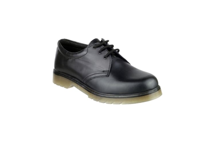 Amblers Aldershot Leather Gibson / Mens Shoes (Black) (12 UK)