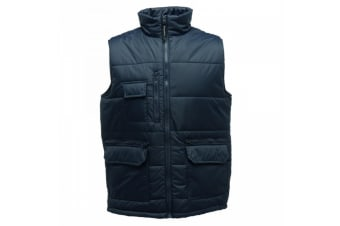 Regatta Mens Steller Bodywarmer (Navy)