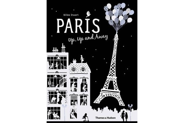 Paris Up, Up and Away