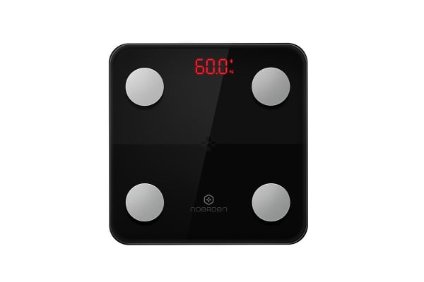 Noerden MINIMI Smart Body Scale - Cool Black (PNS-0001)
