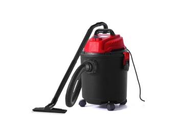 SPECTOR Wet & Dry Vacuum Cleaner 20L Blower Bagless Drywall Lightweight 1200W