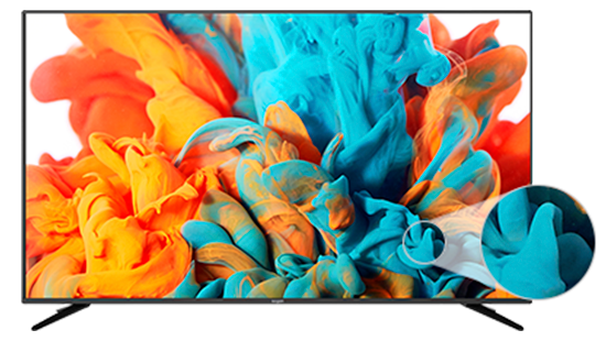 4K Viewing with HDR