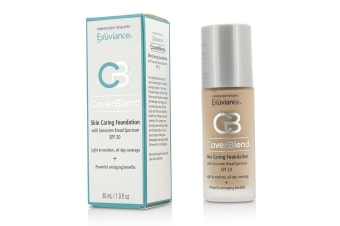 Exuviance CoverBlend Skin Caring Foundation SPF20 - # Neutral Beige 30ml