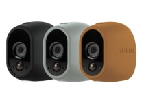 Netgear VMA1200D Arlo Replaceable Multi-colored Silicone Skins (Brown, Black, Grey)