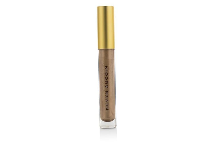 Kevyn Aucoin The Molten Lip Color Molten Metals- # Titanium 4.12ml