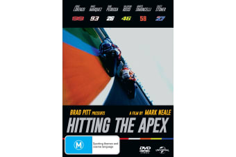 Hitting the Apex DVD Region 4