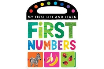 My First Lift and Learn - First Numbers