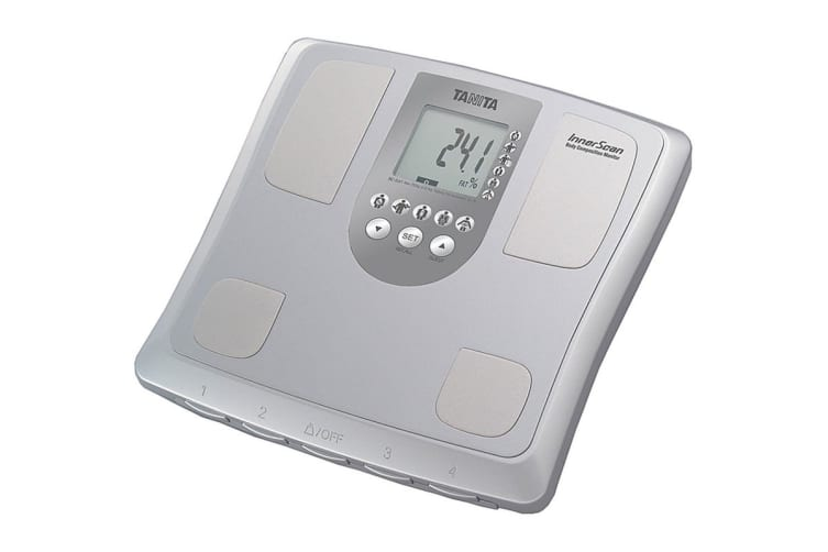 Tanita BC-541 Body Composition Monitor with Adult, Child & Athlete Mode (54001)
