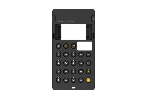 Pocket Operator Custom Silicone Case for PO-24
