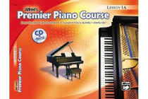 Premier Piano Course Lesson Book, Bk 1a - Book & CD