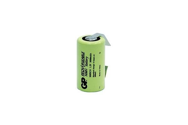 Gp 3000Mah 1.2V Nimh Sub C With