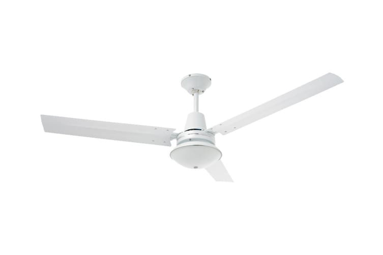 Heller 1200mm 3 Blade Ceiling Fan with Oyster Light (JAZZ)
