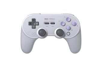 8BitDo SN30 Pro+ Bluetooth Gamepad - Sn Edition (80GA)