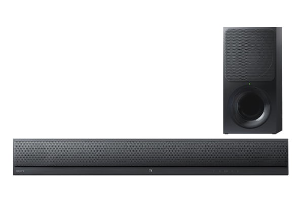 Sony 2.1 Channel 300W Bluetooth Soundbar With Wireless Sub (HT-CT390)