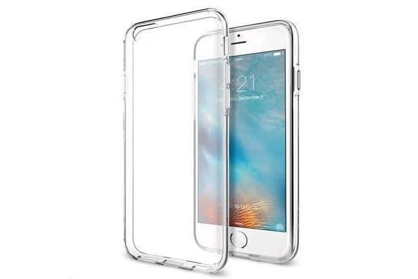 "Spigen iPhone 6s (4.7"") Liquid Crystal Case ULTRA-THIN Premium Semi-transparent Super (TDYRDFBPGSPP"