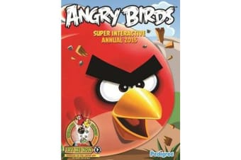 Angry Birds Super Interactive Annual 2015