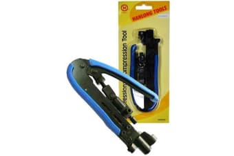 HANLONG Compression Crimp Tool for  RG59
