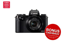 Canon Powershot G5X Manual & Support