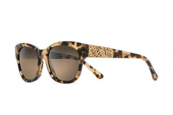7f094af71393 Maui Jim Monsteraleaf - Honey Havana With Yellow Gold (HCL Bronze Polarised  lens) Womens