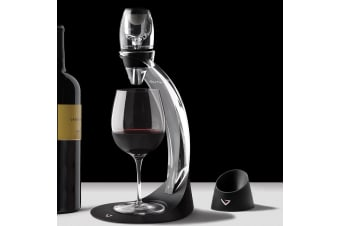 Vinturi Deluxe Aerator Set with Stand