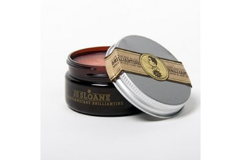 Js Sloane Gentlemans Mediumweight Brilliantine Travel Size 118ml