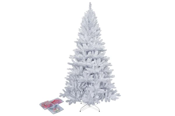 Christmas Tree 210cm (White)