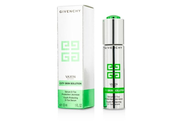 Givenchy Vax'In For Youth City Skin Solution Youth Protecting D-Tox Serum (30ml/1oz)