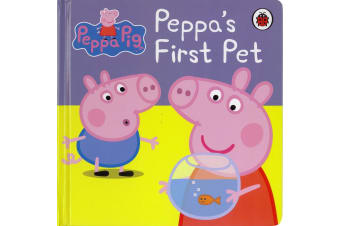 Peppa Pig - Peppa's First Pet